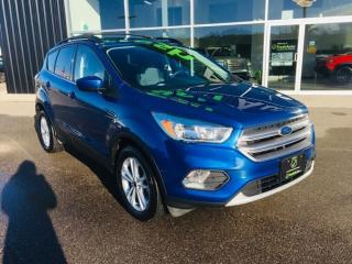 Used 2017 Ford Escape SE, B/U Camera, Bluetooth, FWD for sale in Ingersoll, ON