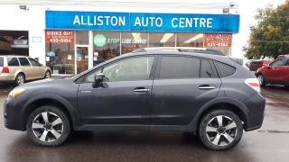 Used 2015 Subaru XV Crosstrek for sale in Alliston, ON
