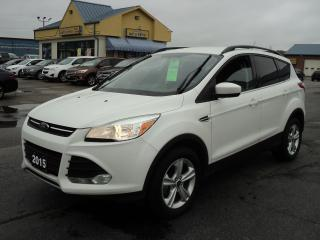 Used 2015 Ford Escape SE for sale in Brantford, ON