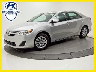 Used 2012 Toyota Camry LE, BLUETOOTH, CRUISE, GROUPES ÉLECTRIQUES for sale in Brossard, QC