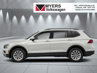 Used 2019 Volkswagen Tiguan Comfortline 4MOTION  - Sunroof for sale in Kanata, ON