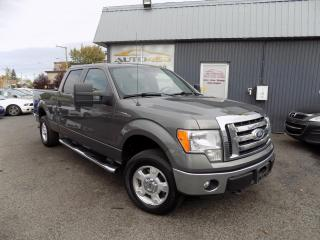 Used 2011 Ford F-150 ***XLT.SUPERCAB,4X4,AUTOMATIQUE,A/C,*** for sale in Longueuil, QC