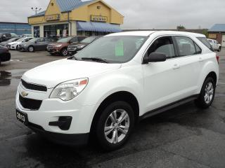 Used 2013 Chevrolet Equinox LS 2.4L Bluetooth for sale in Brantford, ON