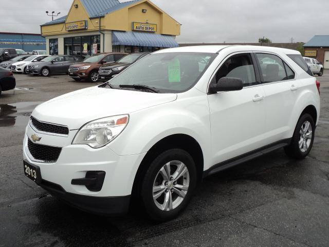 2013 Chevrolet Equinox LS 2.4L Bluetooth