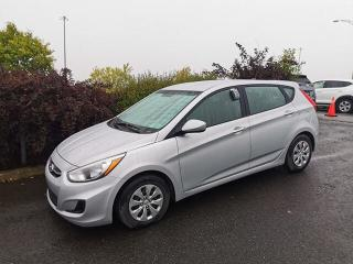 Used 2016 Hyundai Accent GL + BLUETOOTH + SIÈGES CHAUFFANT for sale in Ste-Julie, QC
