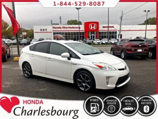 Used 2012 Toyota Prius Hayon 5 PORTES ***114 354 KM*** for sale in Charlesbourg, QC