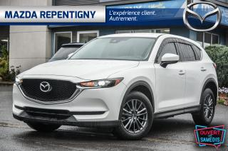 Used 2018 Mazda CX-5 GS Auto AWD - pneus hiver- Volant Chauffant for sale in Repentigny, QC