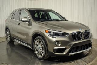 Used 2016 BMW X1 XDRIVE CUIR TOIT PANO MAGS GROS ECRAN for sale in St-Hubert, QC