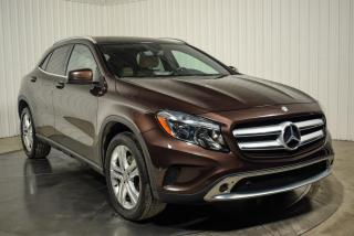 Used 2015 Mercedes-Benz GLA 4MATIC CUIR NAV MAGS for sale in St-Hubert, QC