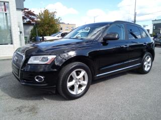 Used 2015 Audi Q5 2.0T CUIR MAGS QUATTRO KOMFORT for sale in St-Eustache, QC