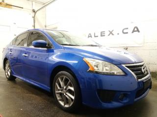 Used 2015 Nissan Sentra SR NAVIGATION CAMERA MAGS AUTOMATIQUE A/C for sale in St-Eustache, QC