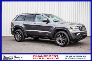 Used 2017 Jeep Grand Cherokee Laredo-75ème Anniversaire for sale in Cowansville, QC