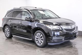 Used 2016 Acura MDX Nav Pkg for sale in Ste-Julie, QC