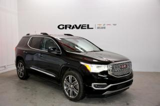 Used 2017 GMC Acadia Traction intégrale 4 portes Denali for sale in Montréal, QC