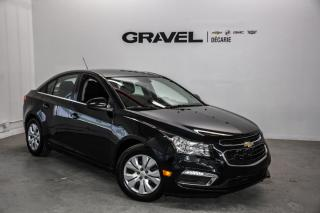 Used 2015 Chevrolet Cruze Berline 4 portes 1LT for sale in Montréal, QC