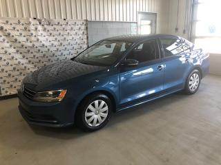 Used 2016 Volkswagen Jetta TRENDLINE + 1.4TSI (52$ PAR SEM)* for sale in Chicoutimi, QC