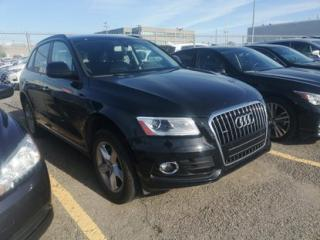 Used 2016 Audi Q5 2.0T KOMFORT SUNROOF AWD BAS KM CUIR TOIT MAGS AWD for sale in Montréal, QC