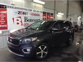 Used 2017 Kia Sorento AWD EX V-6 CUIR DÉMARREUR A DISTANCE CAMÉRA for sale in Blainville, QC
