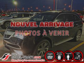 Used 2012 Acura MDX MDX ELITE for sale in Sorel-Tracy, QC
