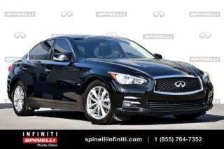 Used 2017 Infiniti Q50 3.0t / PREMIUM / TOIT / GPS / CAMERA 360 PREMIUM / TOIT / GPS / CAMERA 360 for sale in Montréal, QC