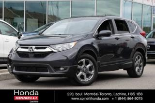 Used 2017 Honda CR-V EX-L AWD CUIR TOIT AWD CUIR TOIT MAGS BLUETOOTH for sale in Lachine, QC