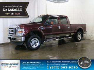 Used 2009 Ford F-250 XLT SUPER PROPRE for sale in Lasalle, QC