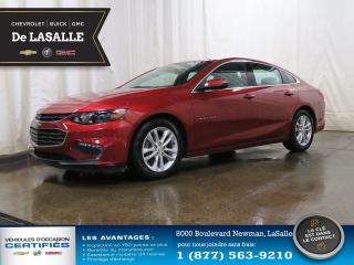 Used 2016 Chevrolet Malibu LT for sale in Lasalle, QC