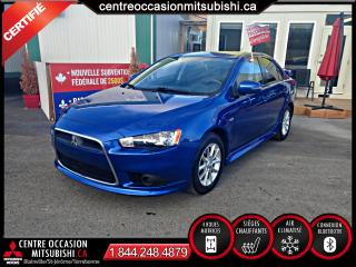Used 2015 Mitsubishi Lancer SE 2.4L AWC/AWD/4X4 SIEGES CHAUFFANTS for sale in Blainville, QC
