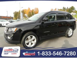 Used 2015 Jeep Compass High Altitude 4X4 4WD/AWD for sale in St-Georges, QC
