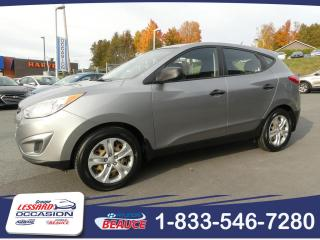 Used 2012 Hyundai Tucson GL 2.4 AWD for sale in St-Georges, QC