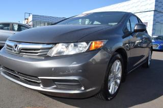 Used 2012 Honda Civic EX-L NAVIGATION for sale in St-Eustache, QC