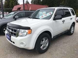 Used 2011 Ford Escape XLT for sale in Oro Medonte, ON
