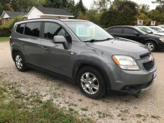 Used 2012 Chevrolet Orlando for sale in Oro Medonte, ON