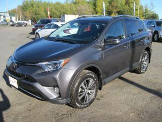 Used 2018 Toyota RAV4 XLE for sale in Thunder Bay, ON