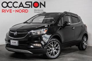 Used 2017 Buick Encore AWD Sport Touring BLUETOOTH+MAGS+A/C+CAM DE RECUL for sale in Boisbriand, QC