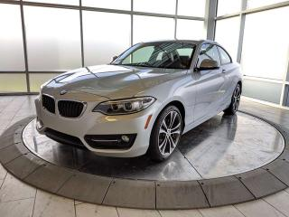 Used 2014 BMW 2 Series 228i for sale in Edmonton, AB