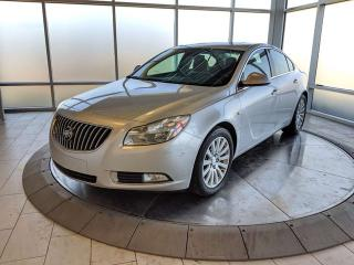Used 2011 Buick Regal CXL for sale in Edmonton, AB