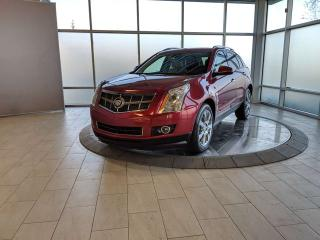 Used 2012 Cadillac SRX PREM for sale in Edmonton, AB