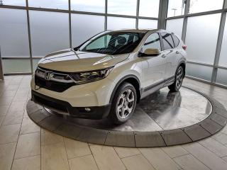 Used 2017 Honda CR-V EXL for sale in Edmonton, AB