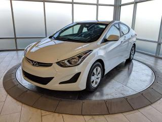 Used 2015 Hyundai Elantra L for sale in Edmonton, AB