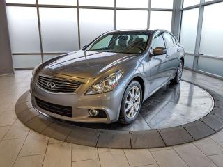 Used 2010 Infiniti G37 Sedan x for sale in Edmonton, AB