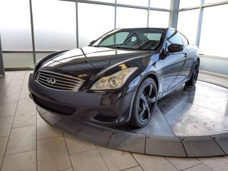 Used 2009 Infiniti G37 Coupe Sport Coupe for sale in Edmonton, AB