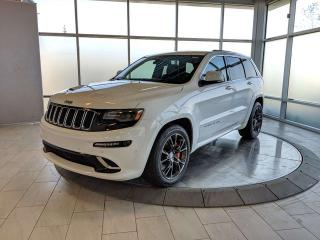 Used 2015 Jeep Grand Cherokee SRT - One Owner! - Accident Free Carfax! for sale in Edmonton, AB
