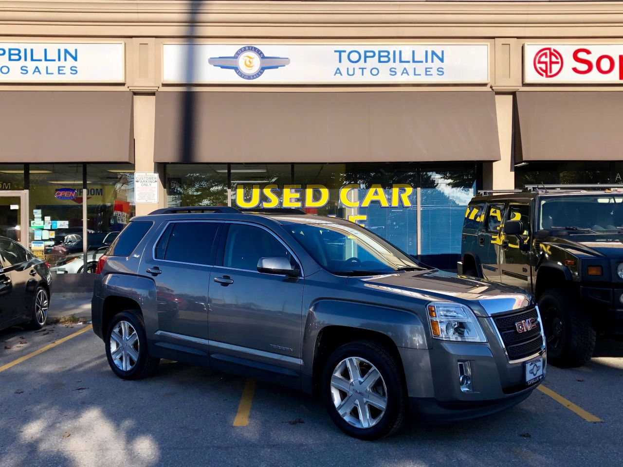2012 GMC Terrain SLT AWD Only 38K Km, Leather, Roof