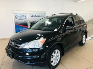Used 2010 Honda CR-V LX for sale in Rouyn-Noranda, QC