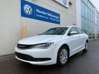 Used 2016 Chrysler 200 LX AUTOMATIC - PWR PKG for sale in Edmonton, AB