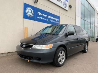 Used 2003 Honda Odyssey LX fwd for sale in Edmonton, AB