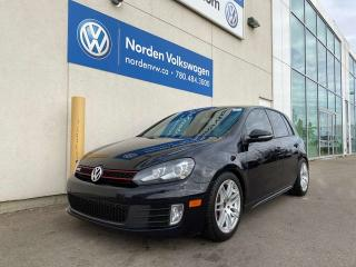 Used 2012 Volkswagen Golf GTI 2.0L TURBO 5DR 6SPD M/T for sale in Edmonton, AB
