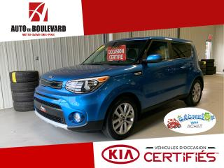 Used 2017 Kia Soul EX AUTO GDI BAS KILO GARANTIE 2022 for sale in Notre-Dame-des-Pins, QC