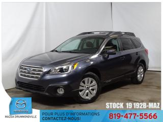 Used 2015 Subaru Outback 3.6R Touring AWD TOITOUV 3.6L+V6 SIEGCHAUF MAG  for sale in Drummondville, QC